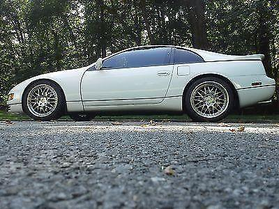 1991 Nissan 300ZX Turbo Coupe 2-Door 3.0L