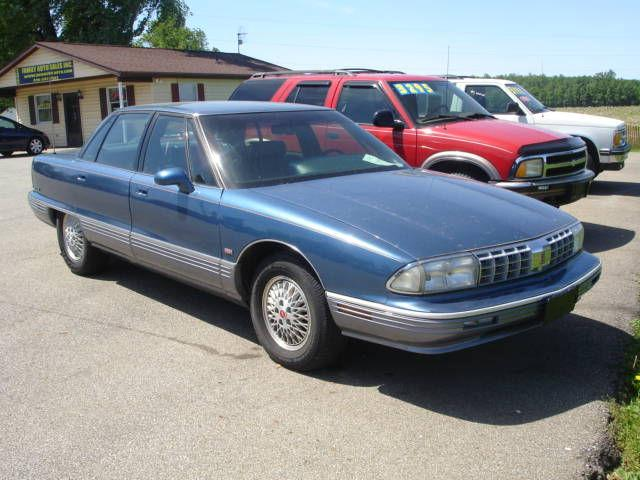 Low Cost Cars Circleville >> 1991 Oldsmobile Ninety-Eight Regency Elite for Sale in ...