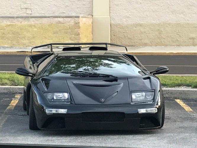 1991 Replica Lamborghini Diablo Sv Acura Nsx Professionally