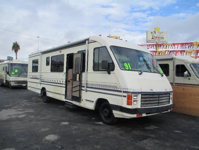 1991 Rockwood 33ft Motorhome, Clean, 47k miles, Sleeps 6
