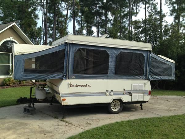 1991 rockwood xl pop up for sale in ocean springs for Rockwood homes