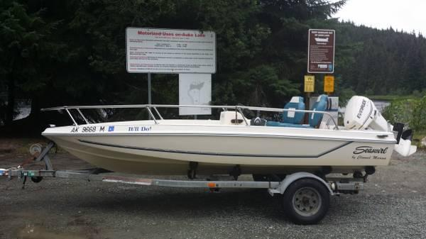 Trailer Boat Boats Yachts And Parts For Sale In Juneau Alaska