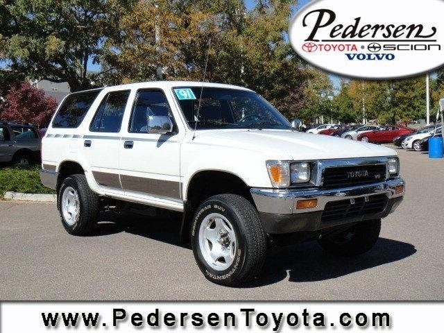 1991 toyota 4runner sr5 for sale in fort collins colorado classified. Black Bedroom Furniture Sets. Home Design Ideas