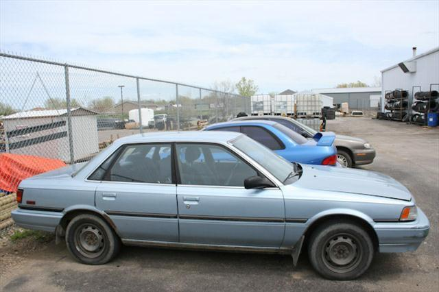 1991 toyota camry dx for sale in miles city montana. Black Bedroom Furniture Sets. Home Design Ideas