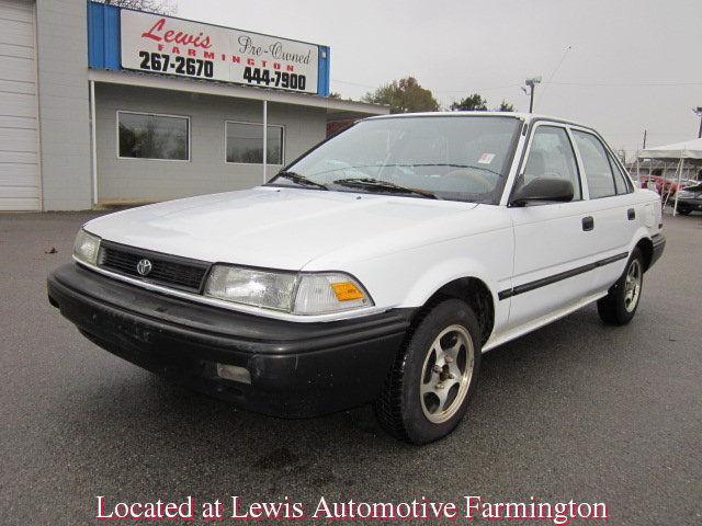 1991 Toyota Corolla For Sale In Fayetteville, Arkansas
