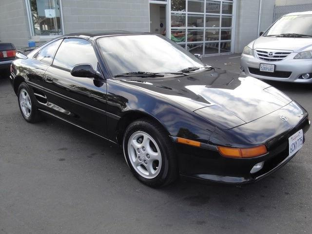 1991 toyota mr2 turbo for sale in san leandro california classified. Black Bedroom Furniture Sets. Home Design Ideas
