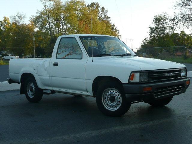 1991 Toyota Pickup Bench Seat
