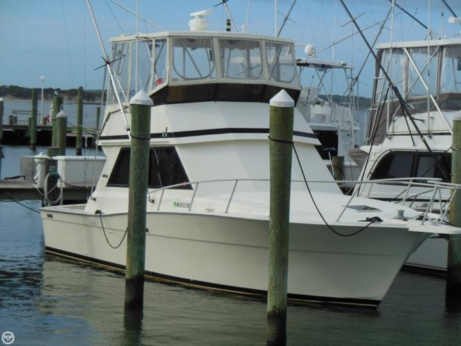 1991 Viking 35 Sportfisherman