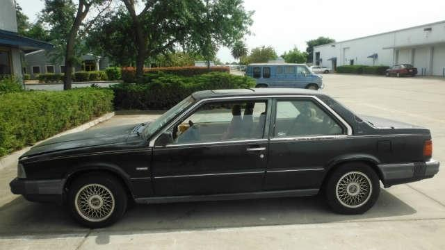1991 VOLVO 780 BERTONE COUPE For Sale In Ontario