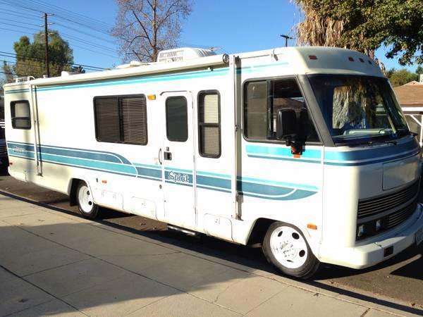 1991 winnebago itasca class a 29 ft one owner non smoker
