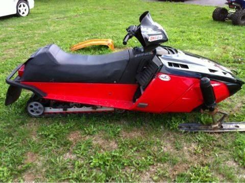 1991 yamaha phazer snowmobile for sale in cato new york
