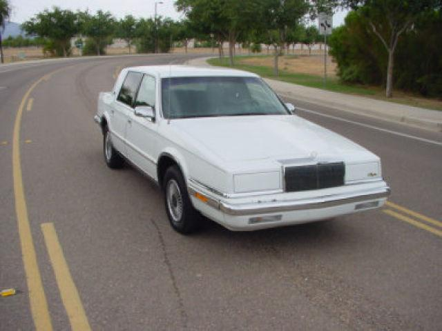 1991 chrysler new yorker salon for sale in avondale