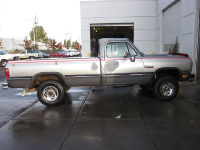 1991 Dodge Diesel for Sale http://hillsboro-or.americanlisted.com/cars/1991-dodge_21184769.html