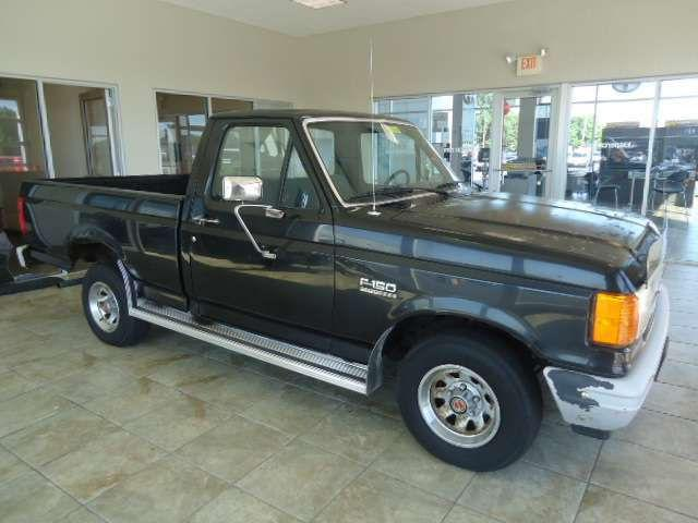 1991 ford f150 for sale in sandusky ohio classified. Black Bedroom Furniture Sets. Home Design Ideas