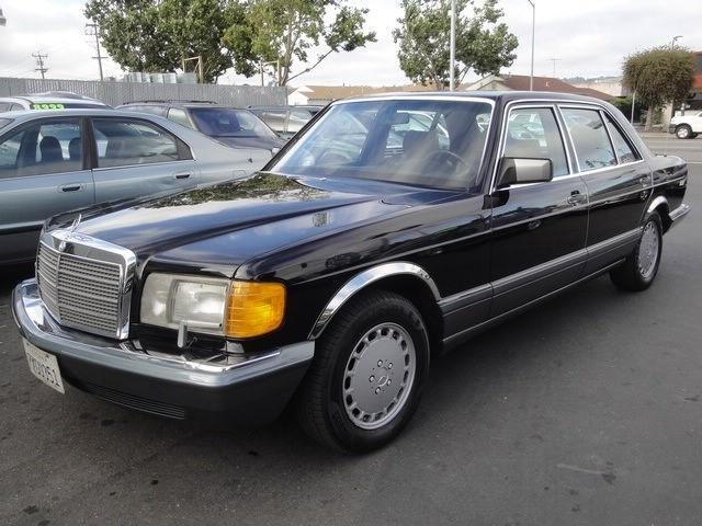 1991 mercedes benz s class 420sel for sale in san leandro for Bay city motors san leandro ca