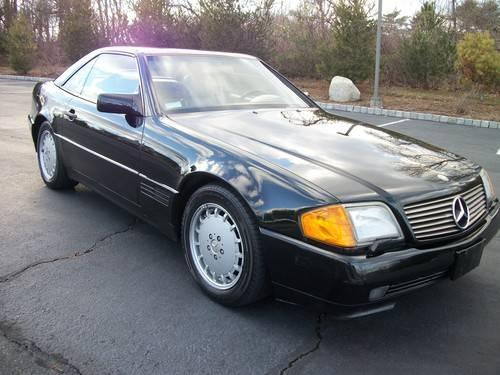 1991 mercedes benz 500sl coupe for sale in chestnut ridge for 1991 mercedes benz 500sl