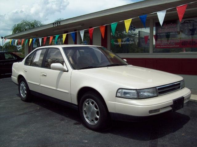 Buy Here Pay Here Orlando >> 1991 Nissan Maxima GXE for Sale in Orlando, Florida ...