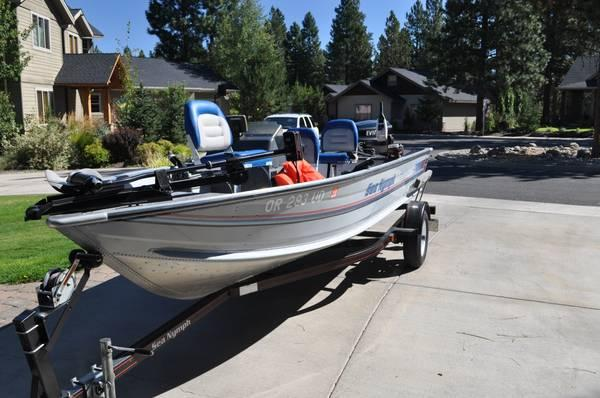 Instant Boat Nymph : Sea nymph for sale in bend oregon classified