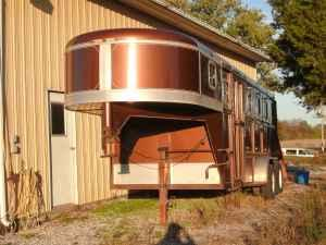 Bumper Pull Slant Load Horse Trailer For Sale In Illinois Classifieds U0026 Buy  And Sell In Illinois   Americanlisted