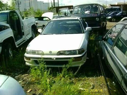1992 ACURA INTEGRA FOR SALE PARTS ONLY WHITE For Sale In Philadelphia Pennsylvania