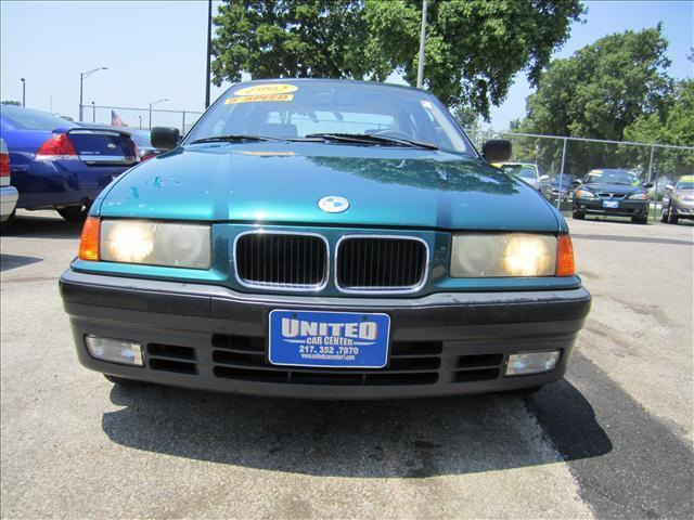 1992 bmw 318 i for sale in champaign illinois classified. Black Bedroom Furniture Sets. Home Design Ideas