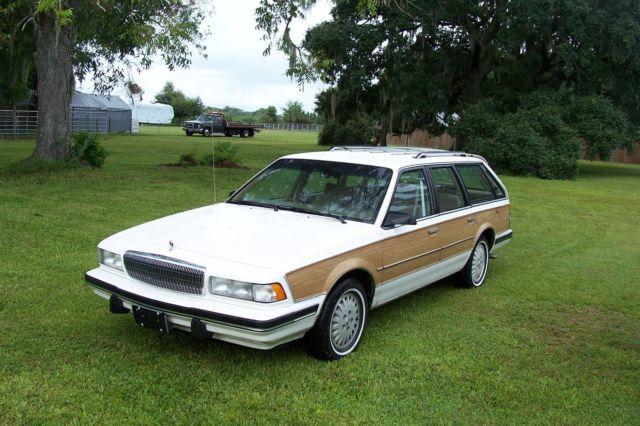 1992 Buick Century Custom Woody Wagon For Sale In