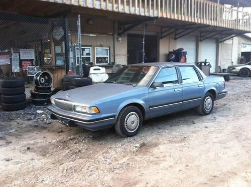 1992 buick century limited 4dr for parts for sale in middleburg