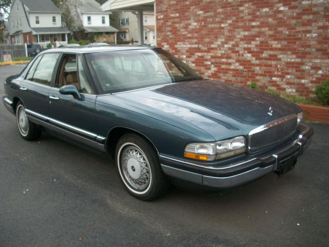 1992 buick park avenue for sale in florence new jersey classified. Cars Review. Best American Auto & Cars Review