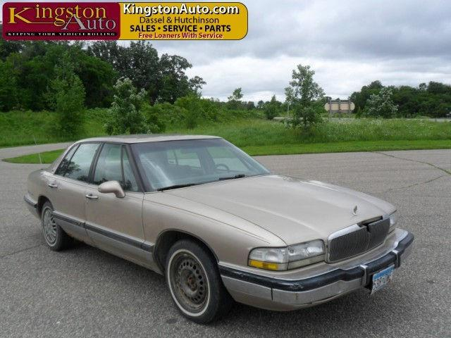1992 buick park avenue for sale in dassel minnesota classified. Cars Review. Best American Auto & Cars Review