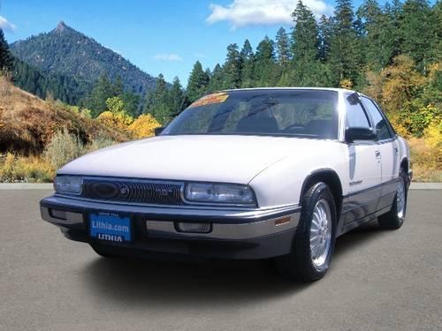 1992 Buick Regal 4dr Sedan Gran Sport Gran Sport For Sale In Grants Pass Oregon Classified