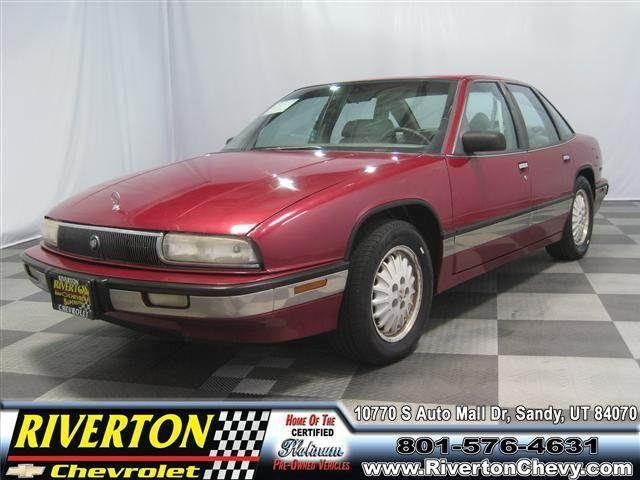 1992 Buick Regal Limited For Sale In Sandy Utah