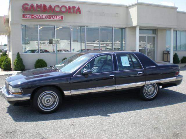 1992 buick roadmaster for sale in new castle delaware. Black Bedroom Furniture Sets. Home Design Ideas