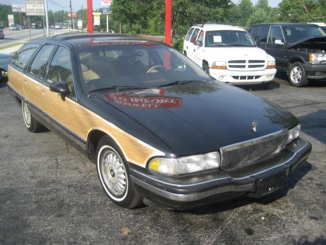 1992 buick roadmaster estate for sale in roswell georgia. Black Bedroom Furniture Sets. Home Design Ideas