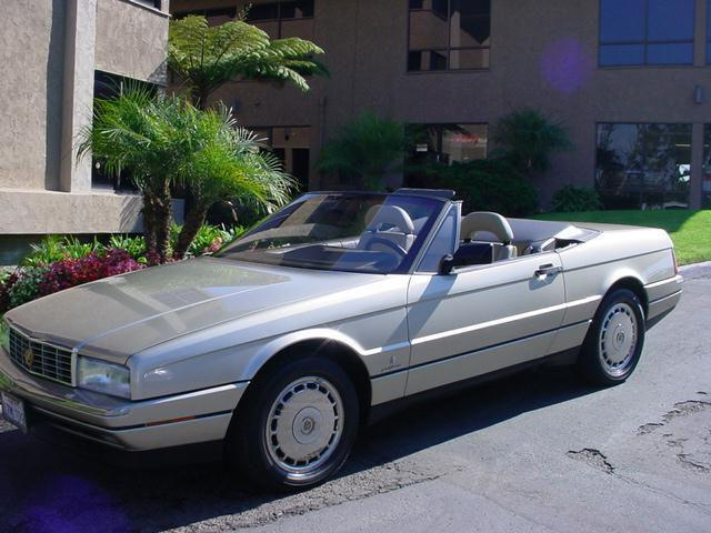 1992 cadillac allante for sale in san diego california classified. Cars Review. Best American Auto & Cars Review