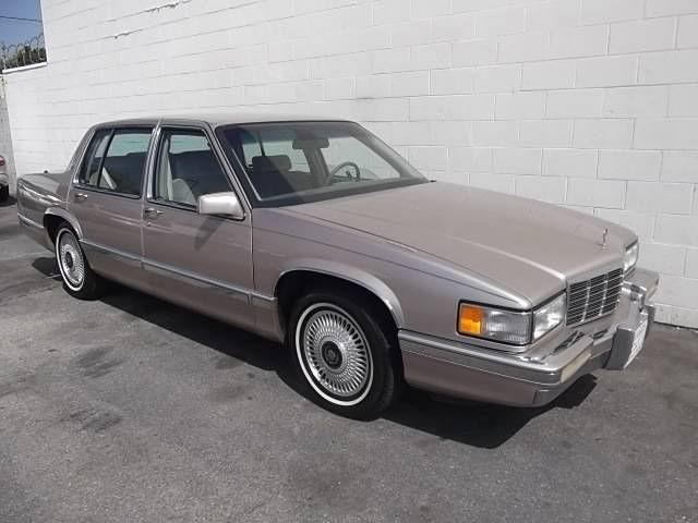 1992 cadillac deville for sale in ontario california. Cars Review. Best American Auto & Cars Review