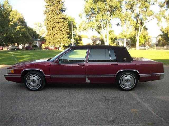 1992 cadillac deville for sale in englewood colorado. Cars Review. Best American Auto & Cars Review