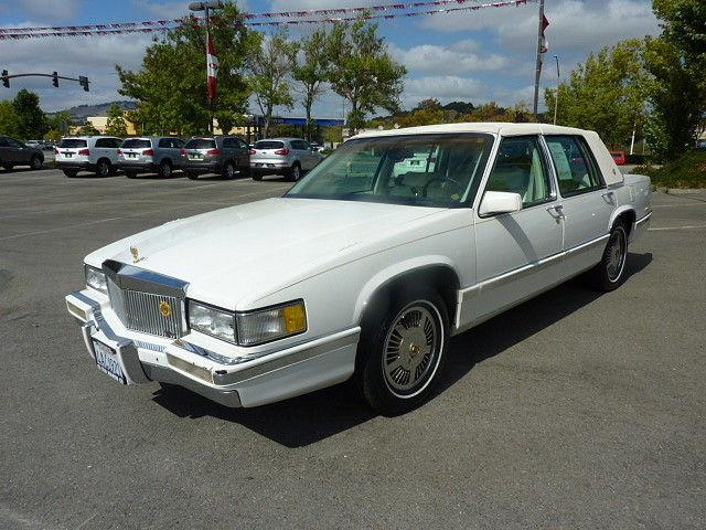 1992 cadillac deville for sale in novato california. Cars Review. Best American Auto & Cars Review