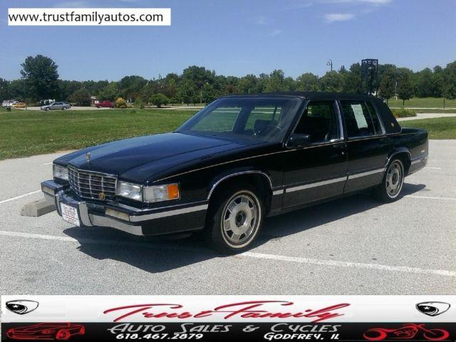 1992 cadillac deville roadster top leather and loaded. Cars Review. Best American Auto & Cars Review