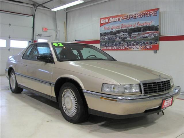 1992 cadillac eldorado for sale in waterloo iowa for Dan deery motors used cars