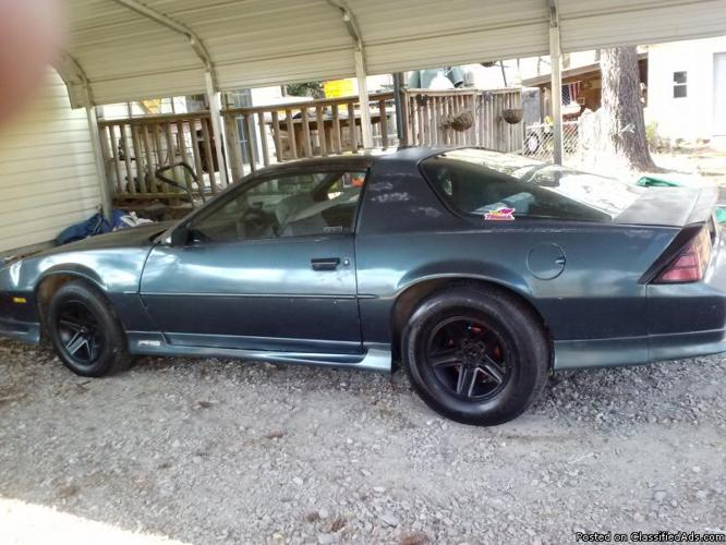 1992 camaro rs 25th anniversary for sale in hephzibah. Black Bedroom Furniture Sets. Home Design Ideas