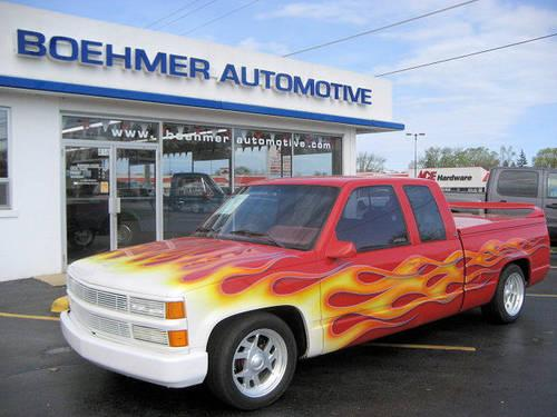 1992 Chevrolet C1500 Silverado Custom Show Truck 53k