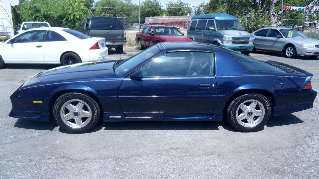 1992 chevrolet camaro rs for sale in san antonio texas. Black Bedroom Furniture Sets. Home Design Ideas