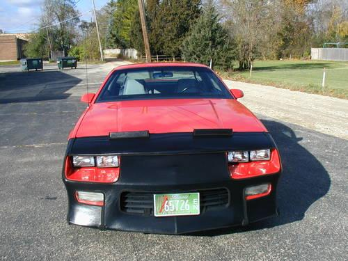 1992 chevrolet camaro rs red for sale in barrington. Black Bedroom Furniture Sets. Home Design Ideas