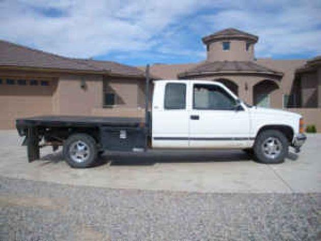 1999 Chevy Silverado 3500 For Sale