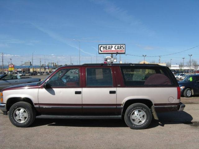 Denny Menholt Chevrolet >> 1992 Chevrolet Suburban 1500 for Sale in Sioux Falls ...