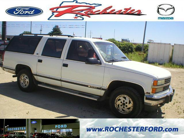 1992 chevrolet suburban 1500 for sale in rochester minnesota classified. Black Bedroom Furniture Sets. Home Design Ideas