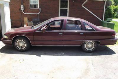 1992 Chevy Caprice Classic