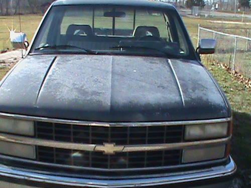 1992 Chevy Silverado 4x4 Cab 4x4 · 1992 Chevy Truck