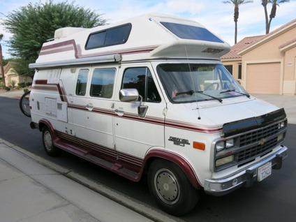 1992 Coachmen Chevrolet G30