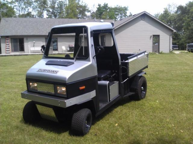 Dump Truck For Sale Craigslist >> 1992 Cushman Truckster for Sale in Richwood, Ohio Classified | AmericanListed.com